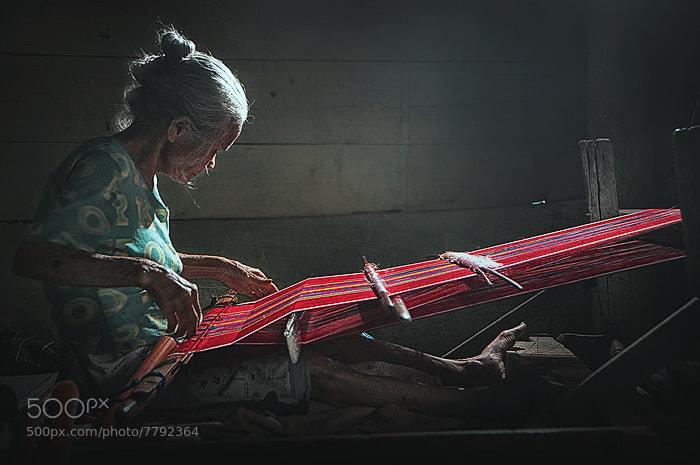 Photograph ulos inang by Teuku Jody  Zulkarnaen on 500px
