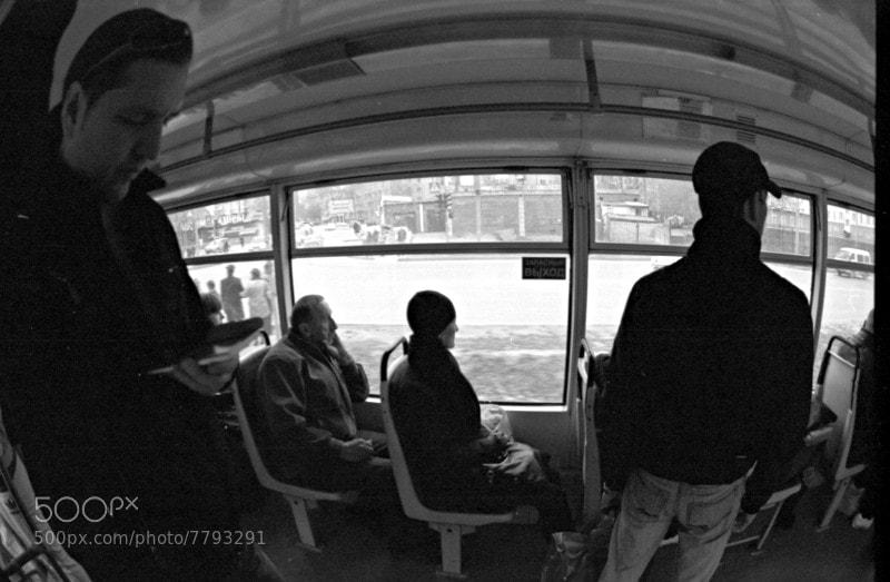 Photograph Tram #15 by Roman Sotnikov on 500px