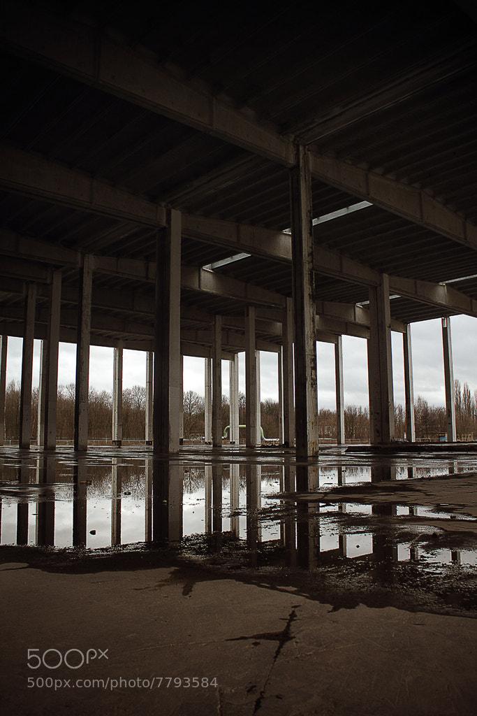 Photograph Ruins 2335 by Toni Polkowski on 500px