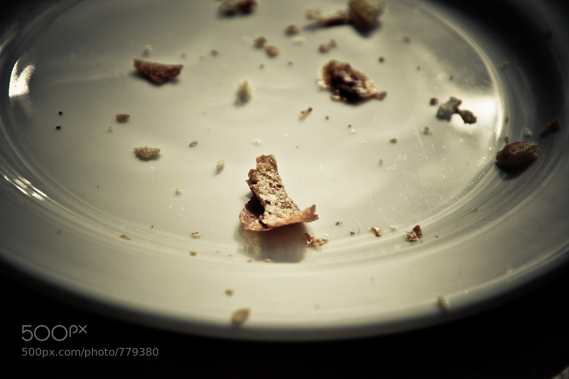 Photograph Crumbs by Pedro Thomaz on 500px
