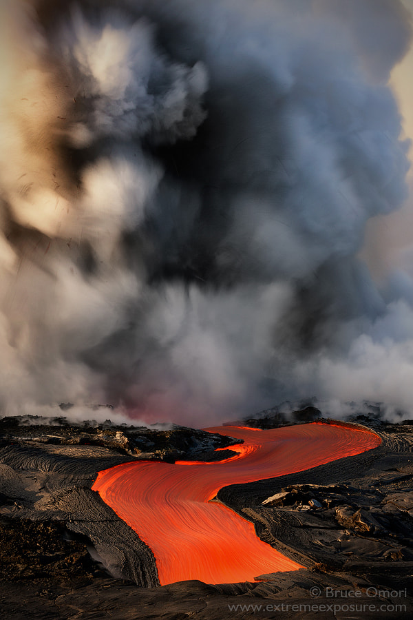 End of the Road by Bruce Omori on 500px.com
