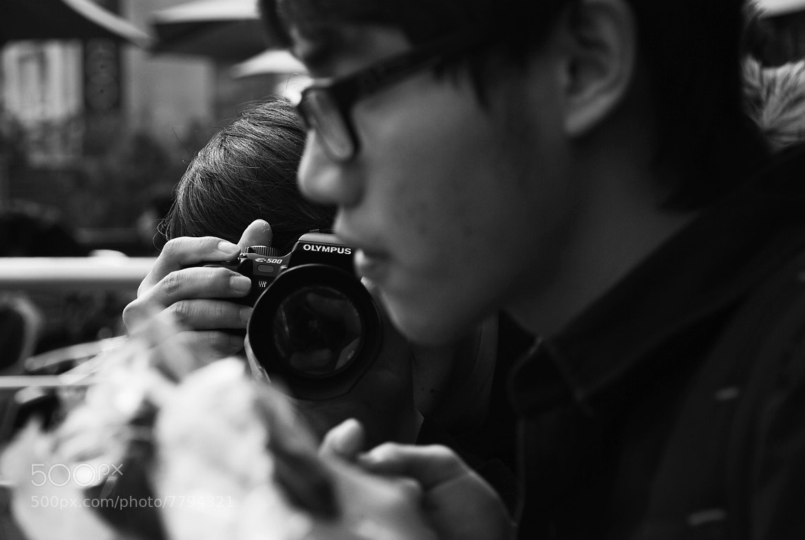 Photograph The photographer by Gary Liao on 500px