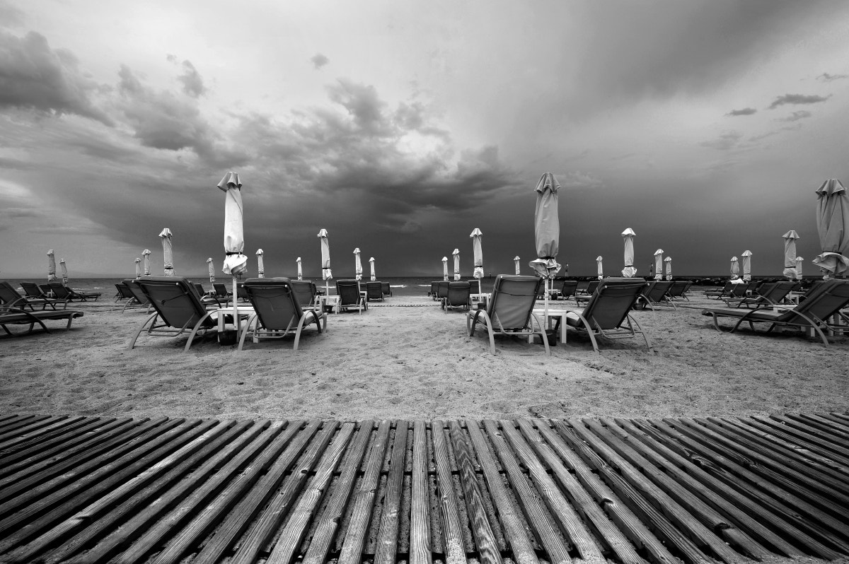 Photograph Sani days are over by christos dimitriou on 500px