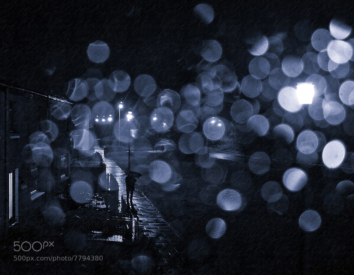 Photograph A BOKEH OF RAIN by KENNY BARKER on 500px