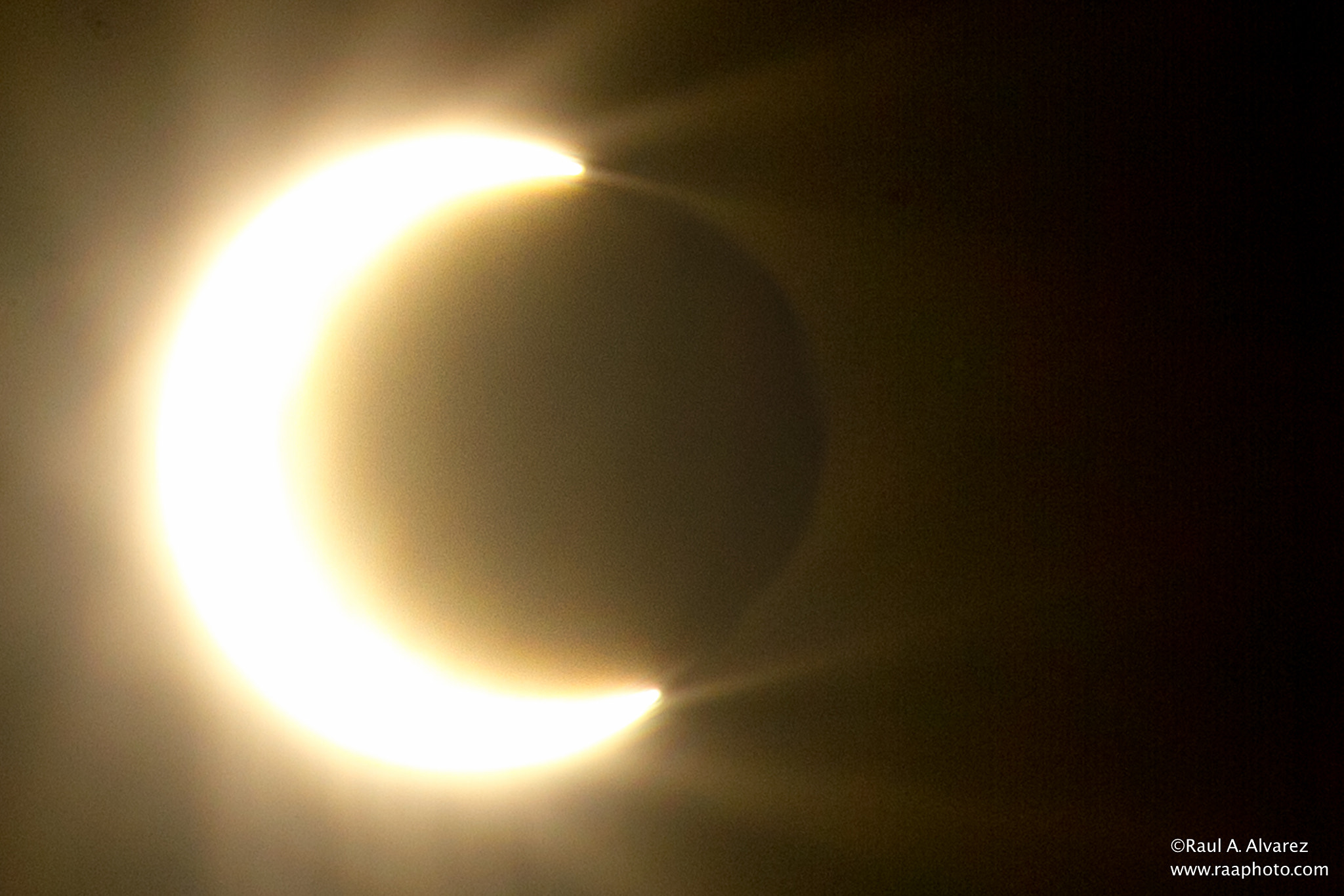 Photograph Solar Eclipse May 20, 2012 by Raul Alvarez on 500px