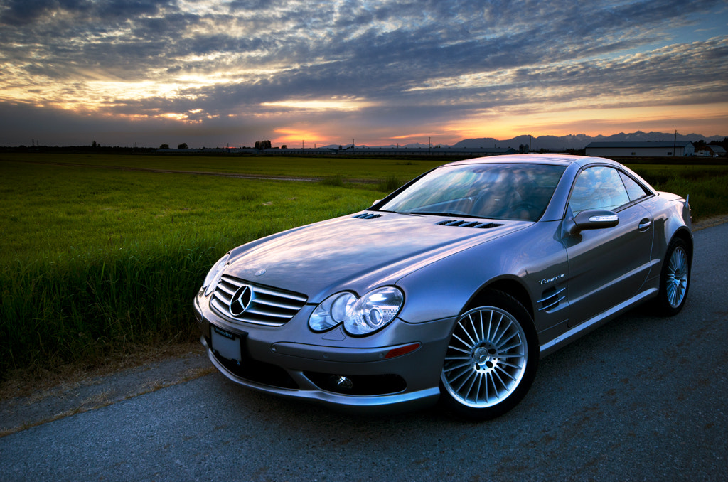 Photograph Mercedes SL55 AMG 2 by Warm Bread on 500px