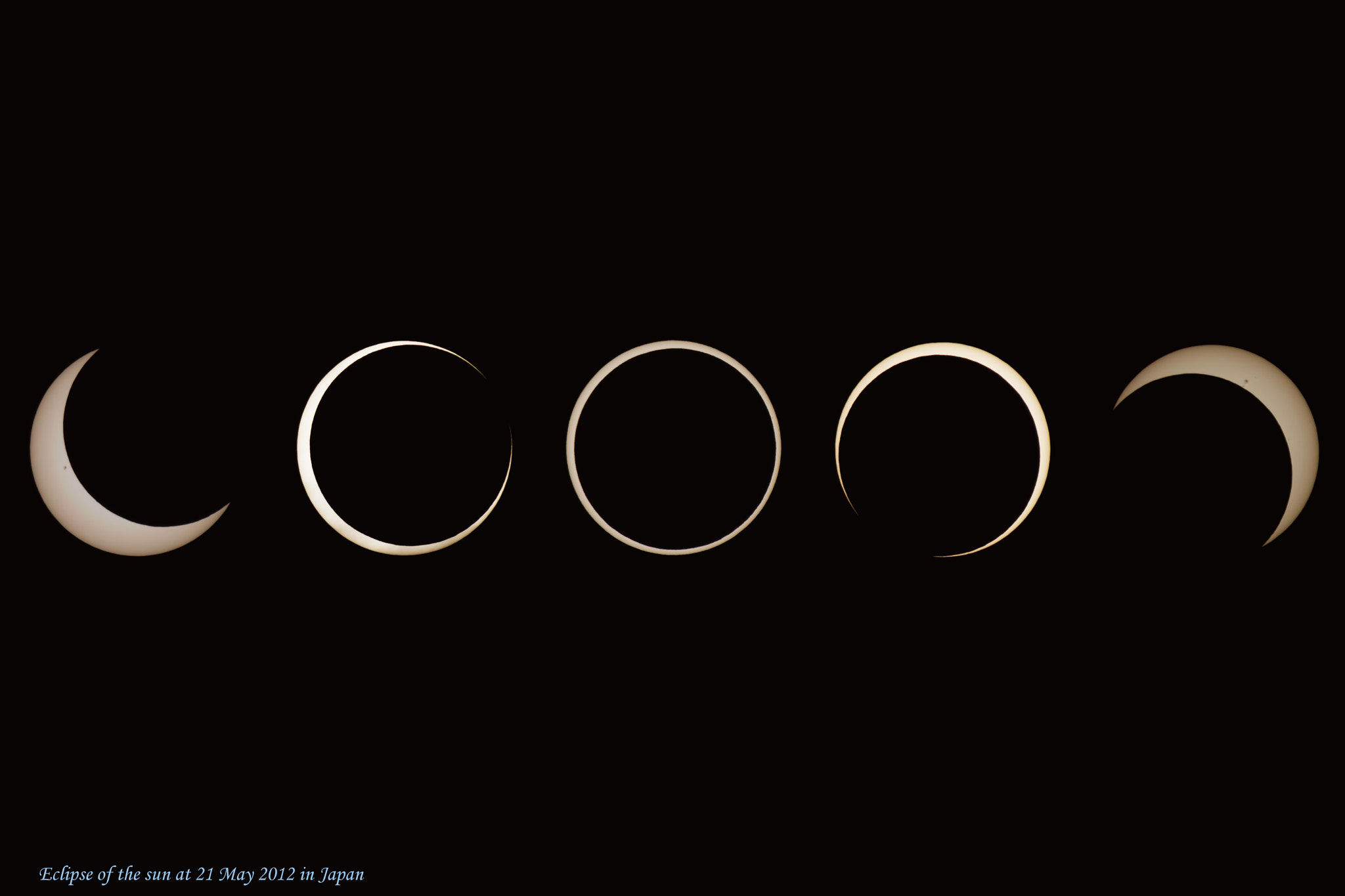 Photograph Eclipse of the sun by MIYAMOTO Y on 500px