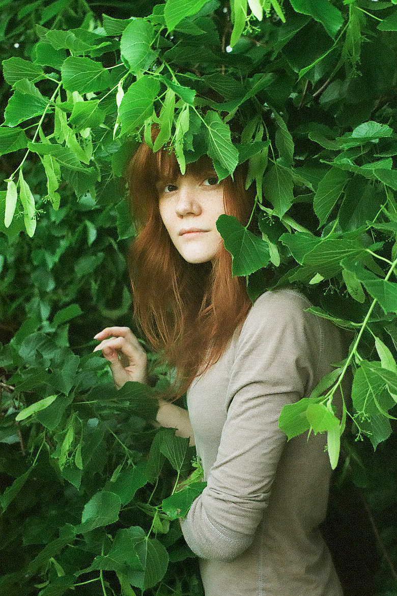Photograph in the green by Anna Aleshkina on 500px