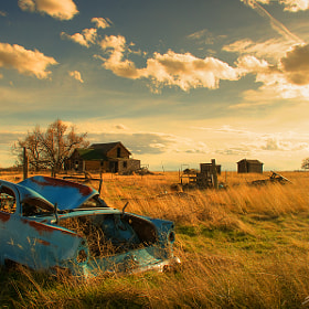 Old Fords and Farms by John De Bord Photography (jdebordphoto)) on 500px.com