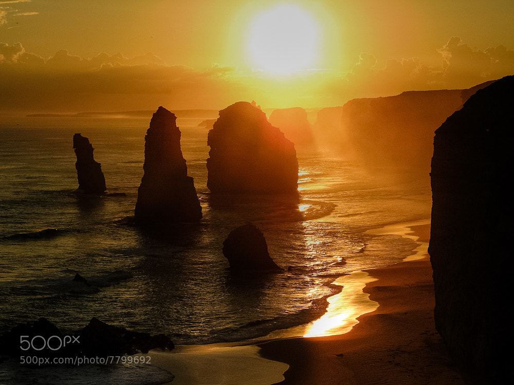 Photograph Twelve Apostles by Margaret Netherwood on 500px