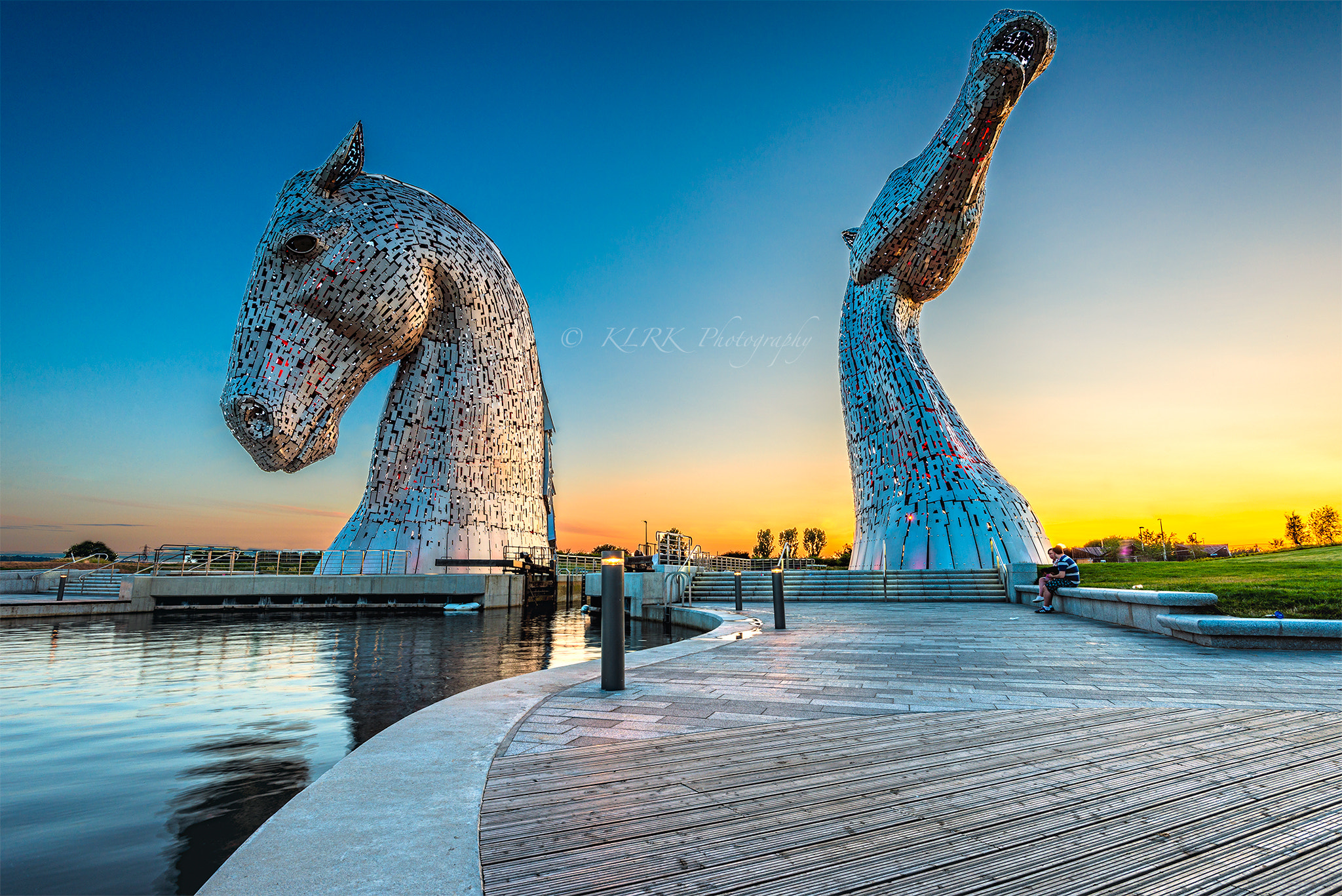 Photograph The Kelpies.... by Kevin Ainslie on 500px