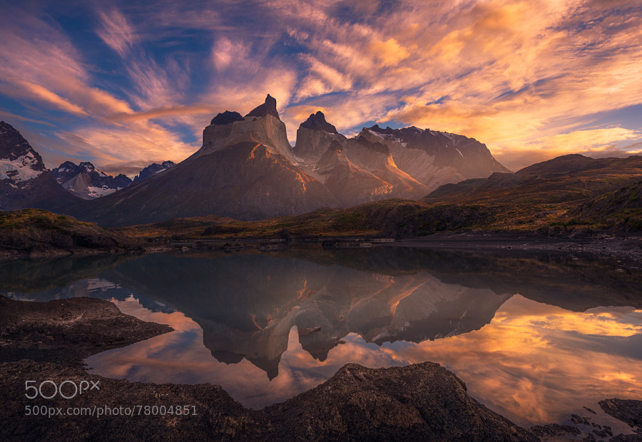 Photograph Awakening Torres by Artur Stanisz on 500px