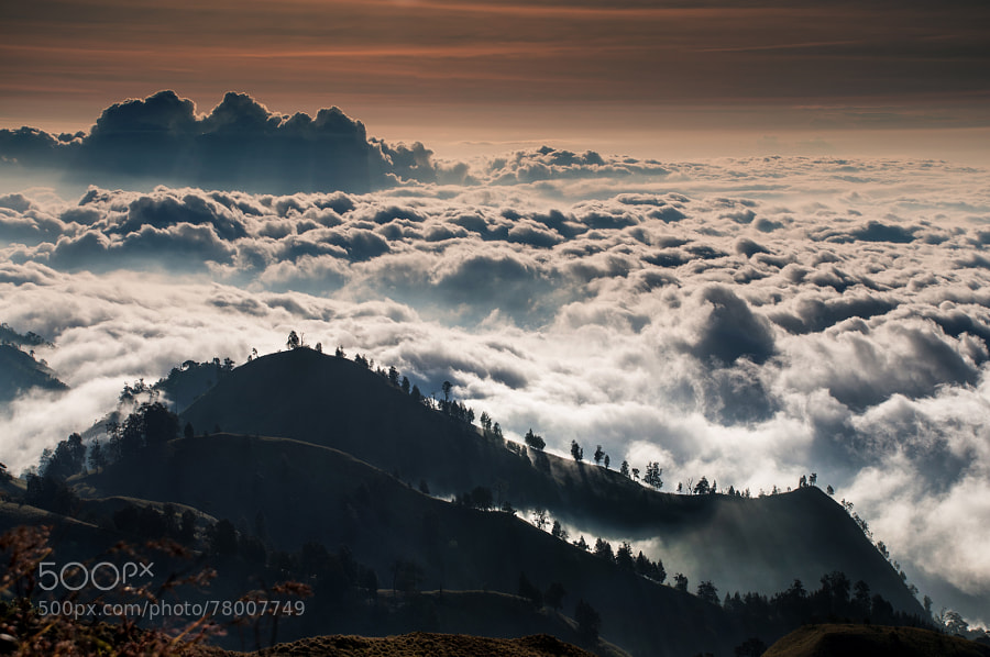 Photograph Heaven on the cloud by Big Joe on 500px