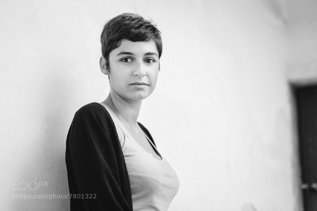 Photograph Alessandra by Sebastiano Pitruzzello on 500px
