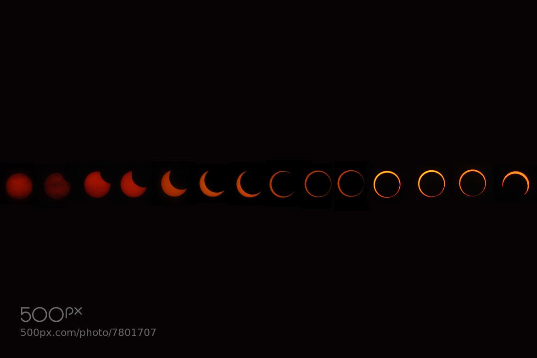Photograph annular solar eclipse @Japan by Ryuichiro Yamaki on 500px