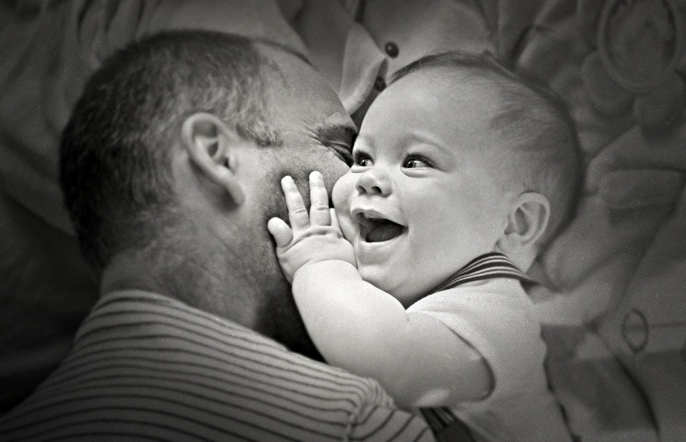 Photograph Father and son by Brigitta Szontagh on 500px