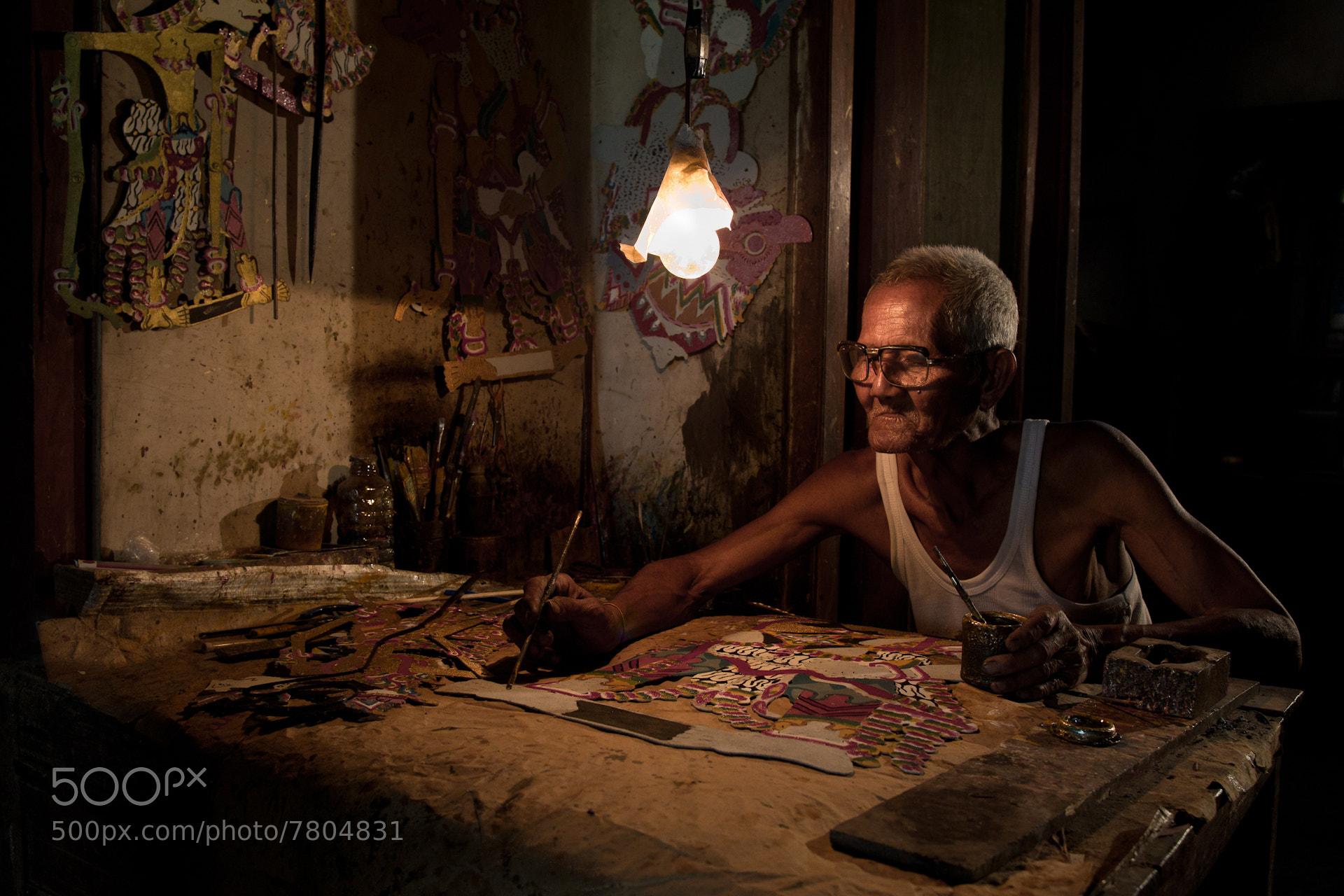 "Photograph ""Dedication"" by Handi Laksono on 500px"