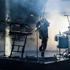 Постер, плакат: Tomo Milicevic x Thirty Seconds To Mars