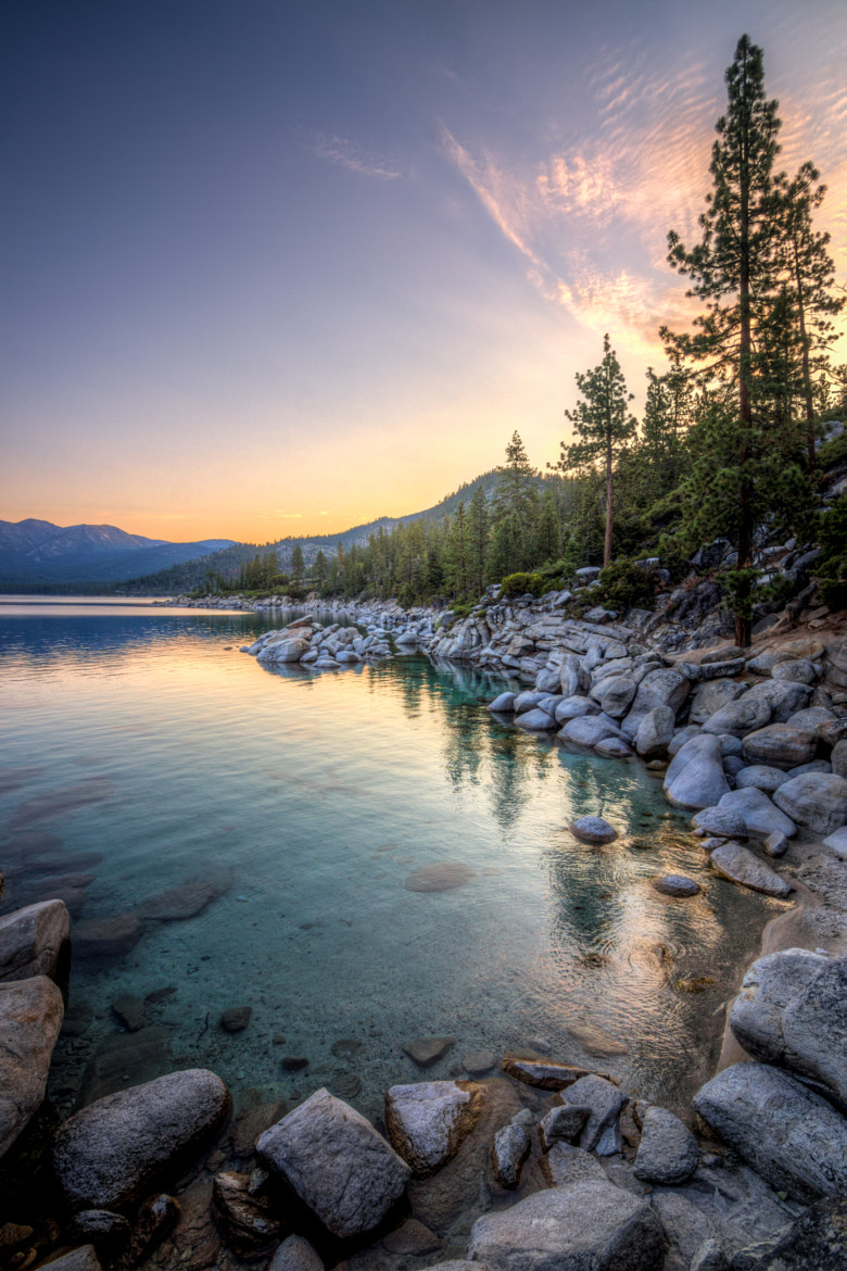 Photographing America: Lake Tahoe - cover