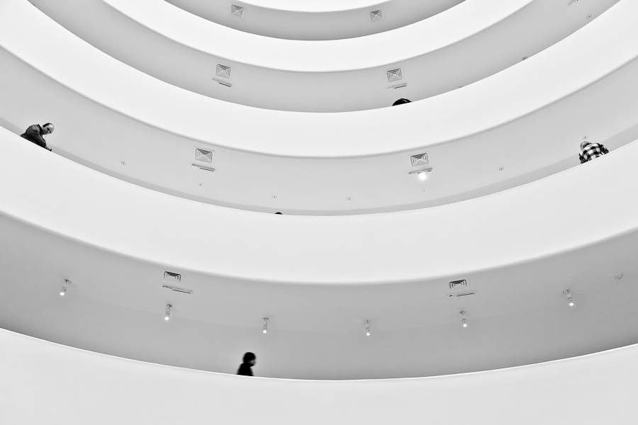 Photograph Guggenheim Museum New York by Carlos Aledo on 500px