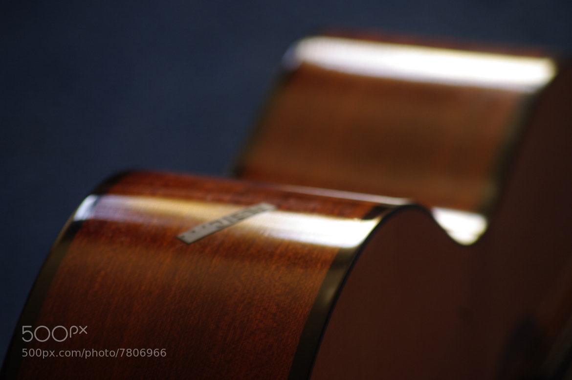 Photograph guitar by soufiane sebbata on 500px