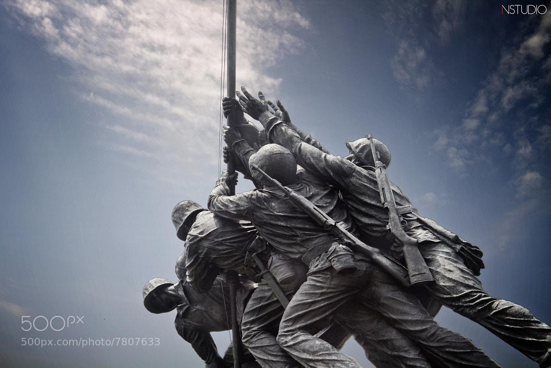 Photograph Washington - Iwo Jima Memorial by NSTUDIO PHOTO on 500px