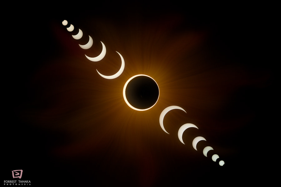 Photograph May 20, 2012 Solar Eclipse by Forrest Tanaka on 500px