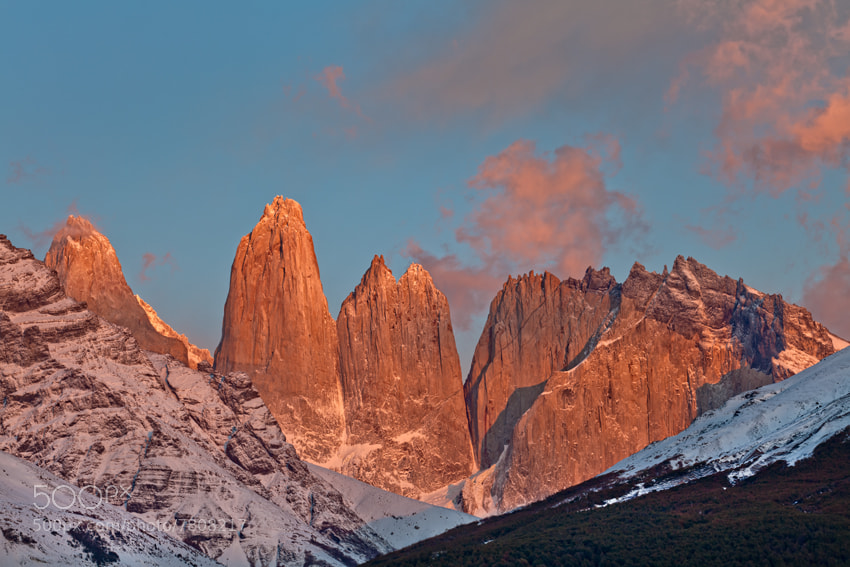 Photograph Torres Del Paine by Helminadia Ranford on 500px