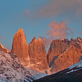Torres Del Paine by Helminadia Ranford (Helminadia_Ranford)) on 500px.com