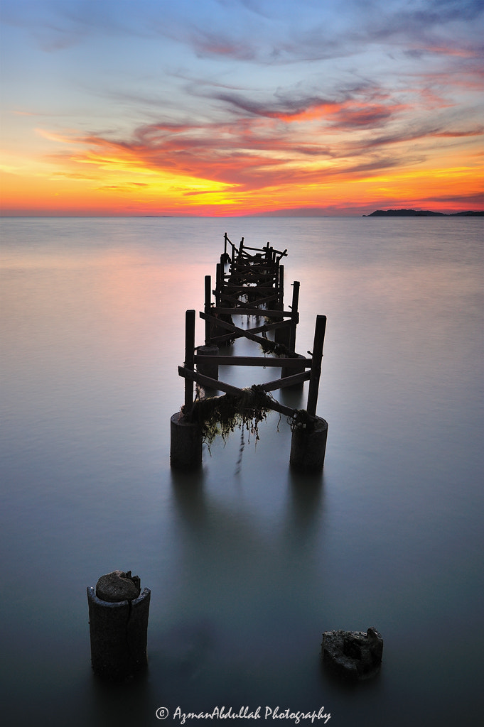 Photograph The Only Way by Azman Abdullah on 500px