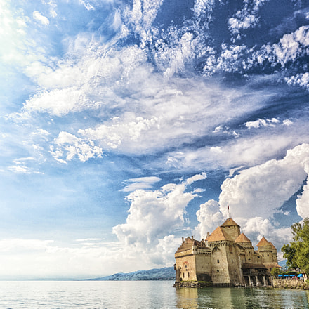 The Leaning Chateau of Chillon