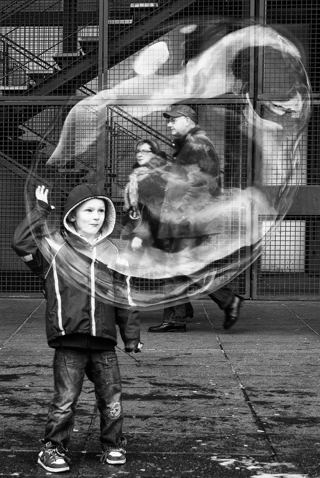 Photograph Bursting The Bubble by Donald Campbell on 500px