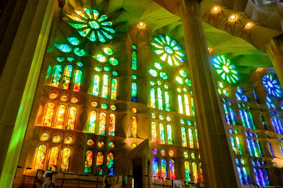 La Sagrada Família by Eder Vieito on 500px.com