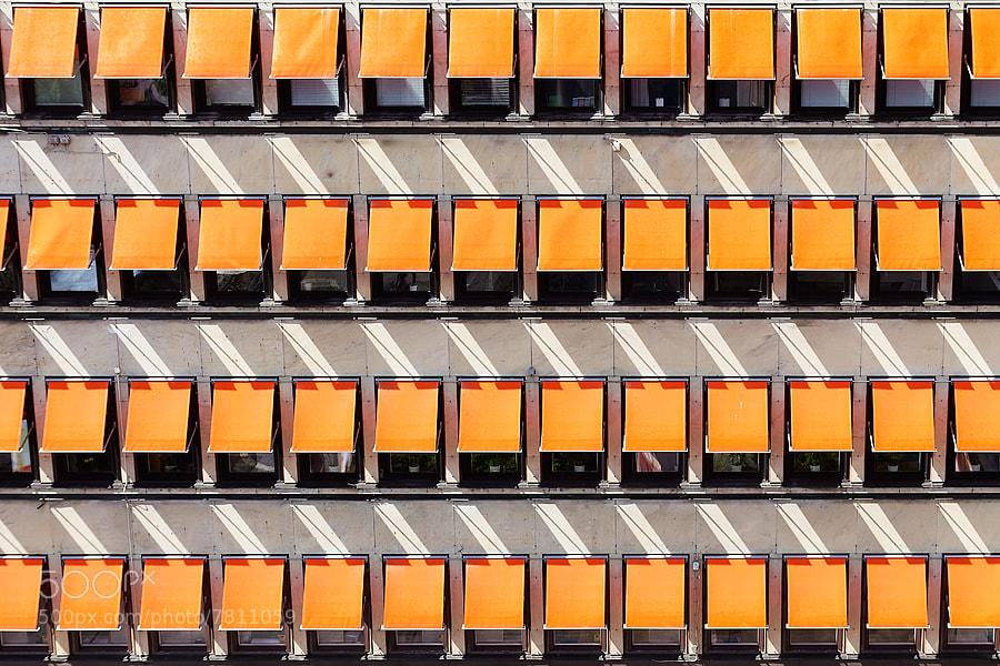 Photograph Sunblinds by Christer Häggqvist on 500px