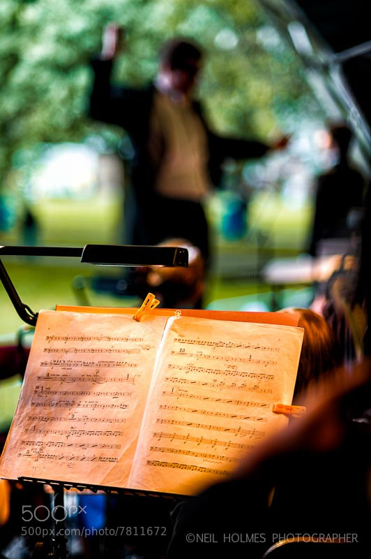 Photograph Sheet Music by Neil Holmes on 500px