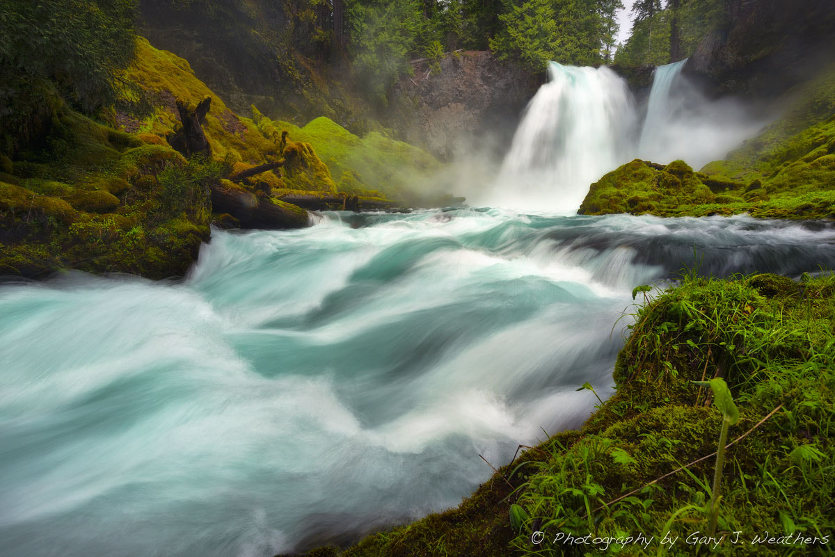 Photograph Raging Waters by Gary Weathers on 500px