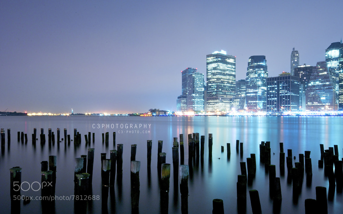 Photograph NYC at night  by C3 Photography on 500px