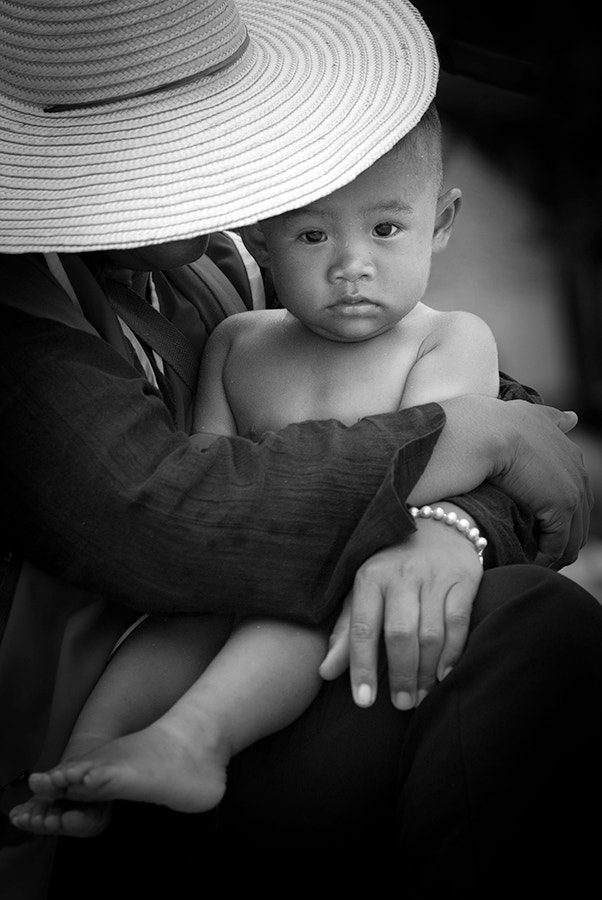 Photograph Madonna and Child by Valdas Vrubliauskas on 500px