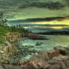 Acadia National Park by Jack C (DeadDogsEye)) on 500px.com