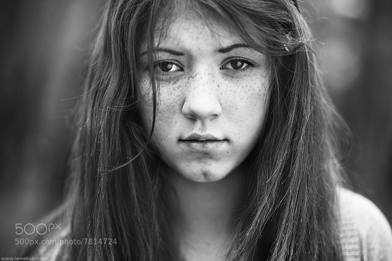 Photograph Daria by Лена Кох on 500px