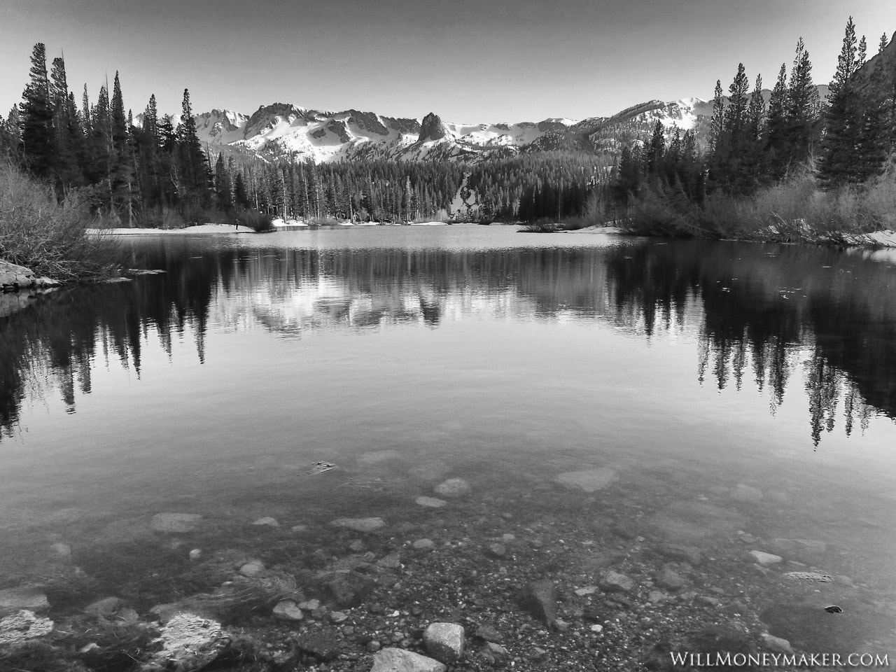 Photograph Twin Lakes by Will Moneymaker on 500px