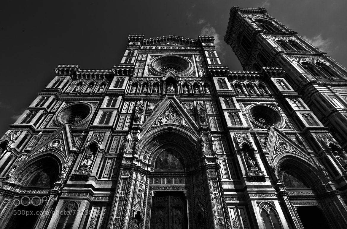 Photograph Duomo in Black and White by Ryan Kasak on 500px