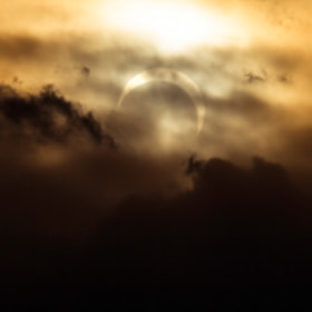 Annular Eclipse by Howard W (HowardW)) on 500px.com