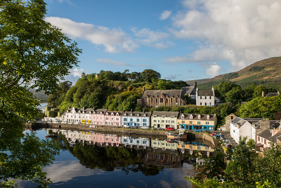 Portree Morning - 2 by William Rigby on 500px.com