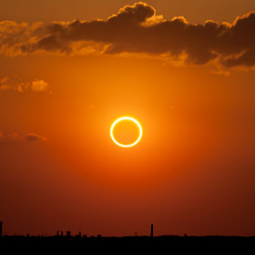 Perfect Ring of Fire by Kevin Baird (kevlar)) on 500px.com
