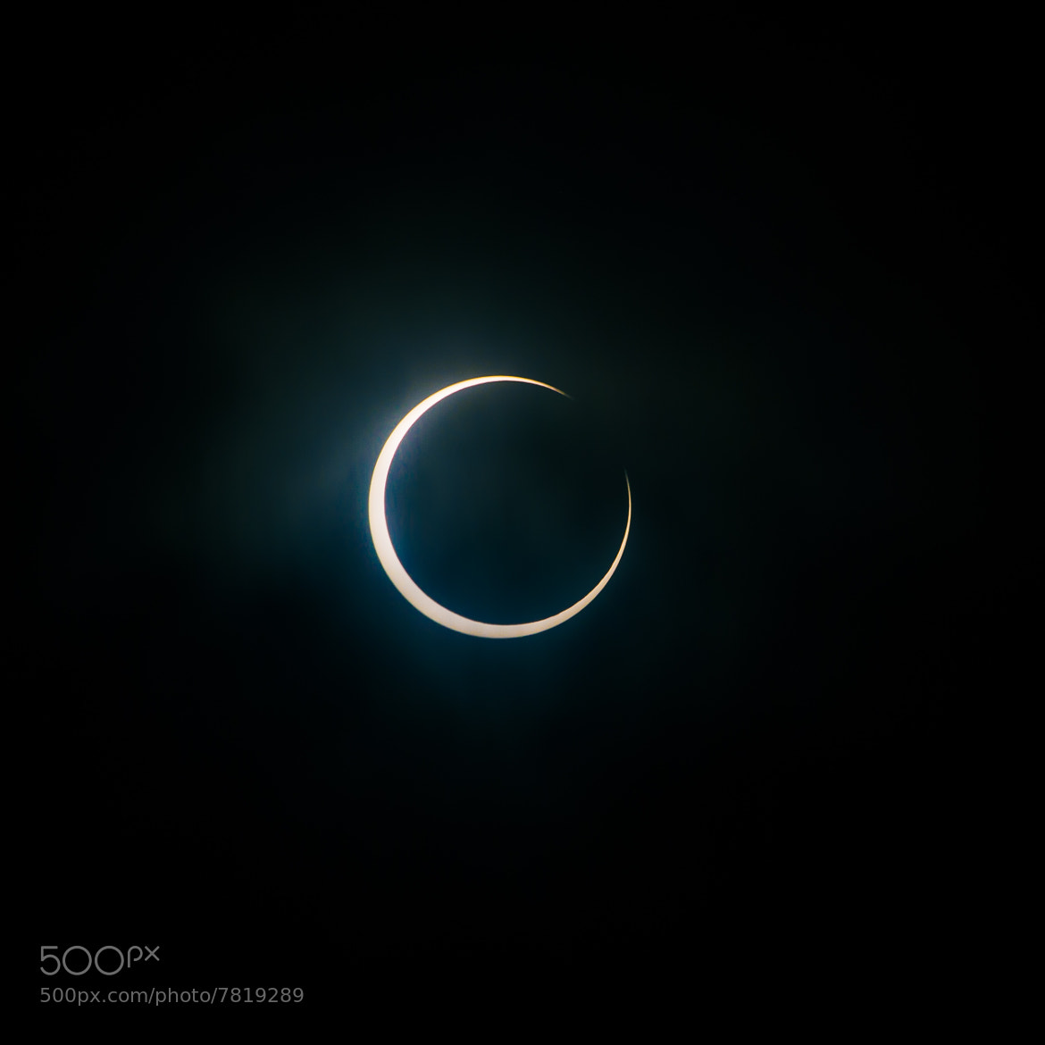 Photograph eclipse by lenslet on 500px