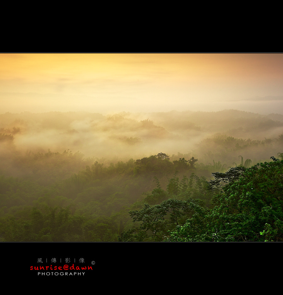 Photograph heaven on earth by SUNRISE@DAWN photography 風傳影像 on 500px