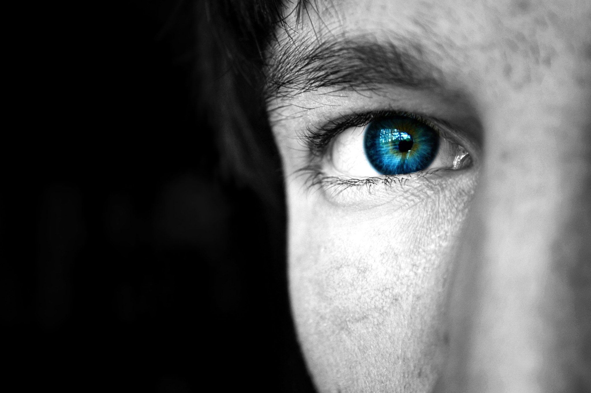 Photograph my eye by chris mcclanahan on 500px