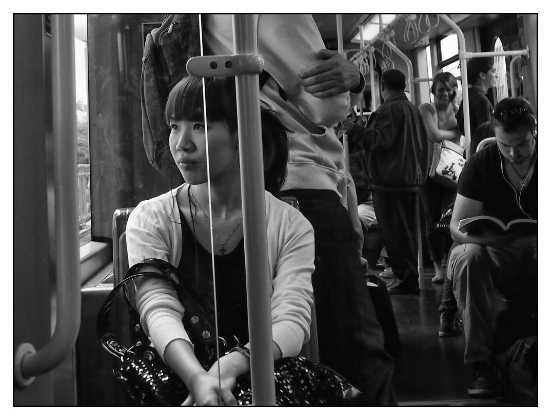 Photograph in the tram by karl aster on 500px