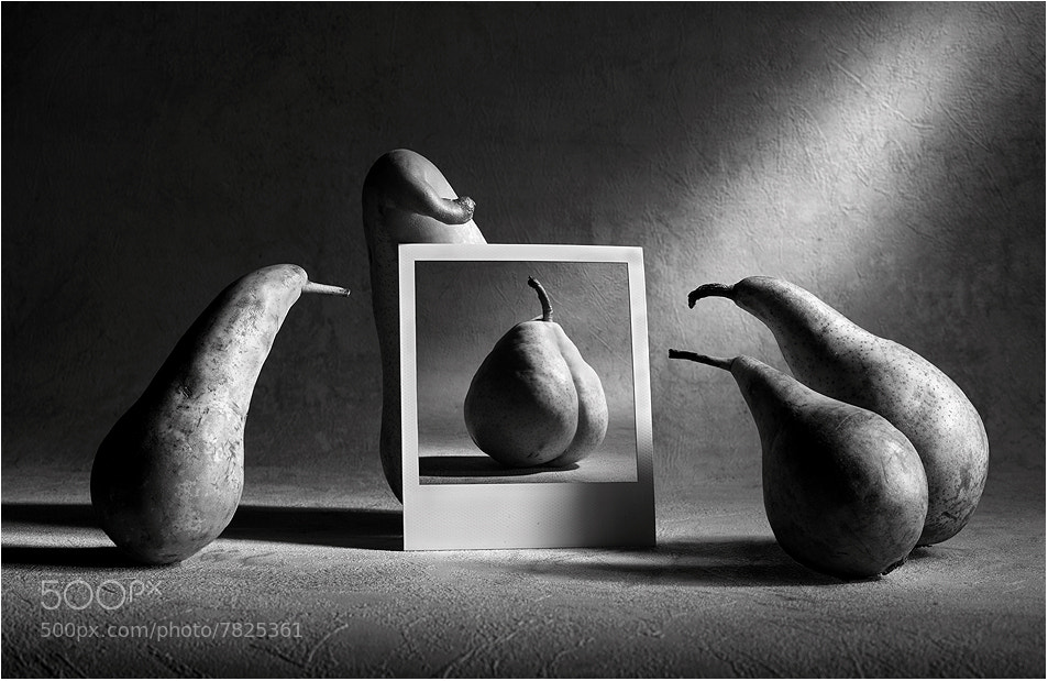 Photograph What a pear! by Victoria Ivanova on 500px